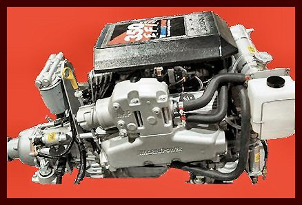 Mercruiser V8 454-502 (Carbureted Only V-Drive) HALF SYSTEM Freshwater Cooling Kit